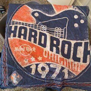 Hard Rock Rare Bandana 1971 Unisex NWT